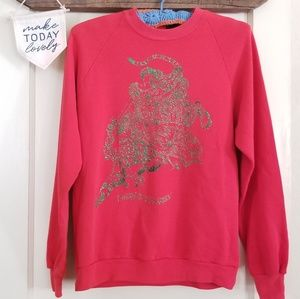 Sweaters - Vintage Tavern On The Green Shimmery Sweatshirt